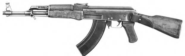 7.62-мм облегченный автомат Калашникова АК. Выпуск 1954–1957гг.
