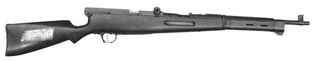 6,5-мм автоматическая винтовка Федорова. Образец 1913г.