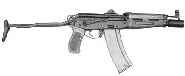 5.45-мм автомат Калашникова А-75. Опытный образец 1975г.