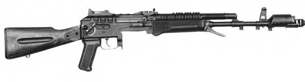 5,45-мм автомат Коробова. Опытный образец ТКБ-0111.