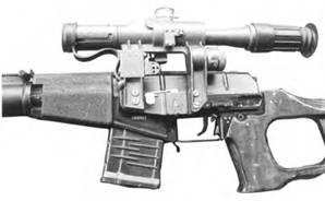 Оптический прицел ПСО-1-1.