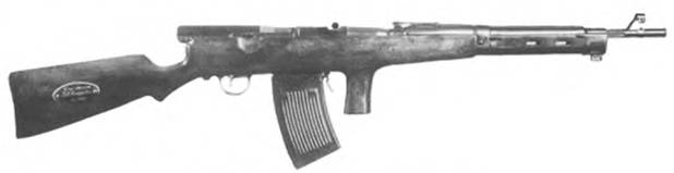 6,5-мм автомат Федорова образца 1916г. последних партий выпуска.