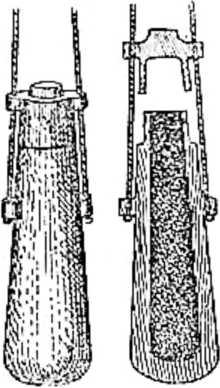 Деревянный патрон