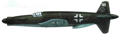 Do 335А-05 в камуфляже RLM 81/82/65.