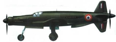 Do 335М14, захваченный французами. Перекрашен в цвет хаки.