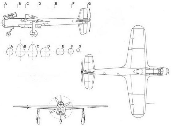 Экспериментальный самолет Goeppingen Go 9