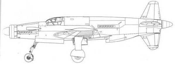 Do 335V2 – второй прототип.