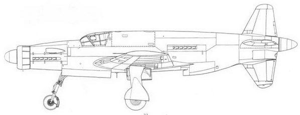 Do 335V8, восьмой прототип. Отличался от других машин конструкцией капотов двигателей.