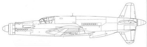 Do 335А-1. Внешние отличия от серии А-0 были минимальны.