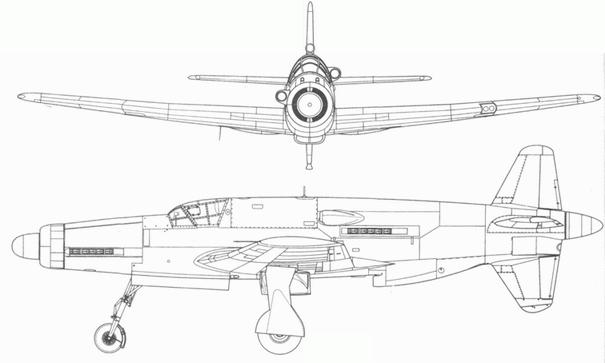 Do 335А-9 – разведывательный самолет, оснащенный двигателями Jumo 213. Проект, реконструкция.