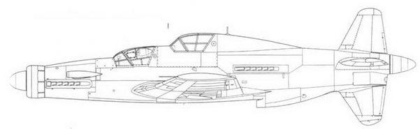Do 335М11 – прототип учебного А-11.