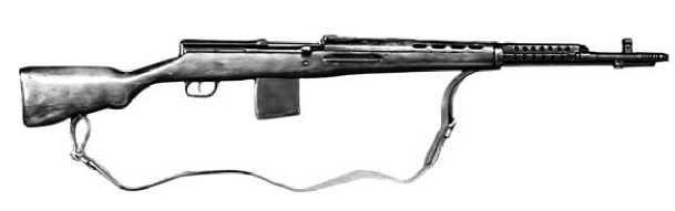 Охотничий карабин ОСК-88.