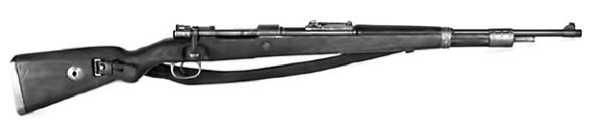 Охотничий карабин КО-98.