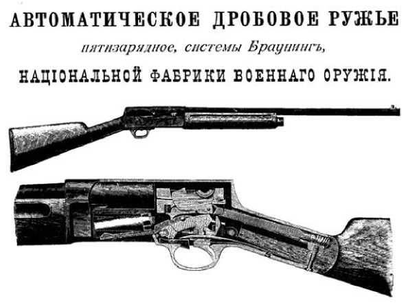 Browning Auto-5. Чудо технического гения