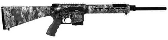 Полуатоматическая охотничья винтовка Remington R-15 VTR.