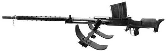 Противотанковое ружье Lahti L-39.