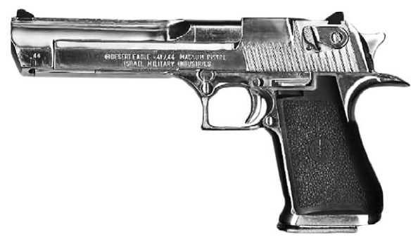 Пистолет IMI Desert Eagle.