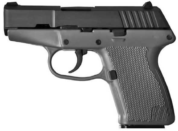 Пистолет Kel-Tec P-11.