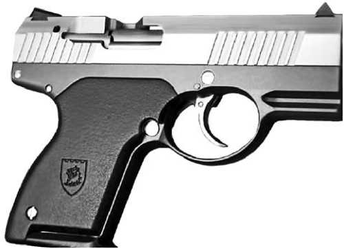 Субкомпактный пистолет Boberg XR9.