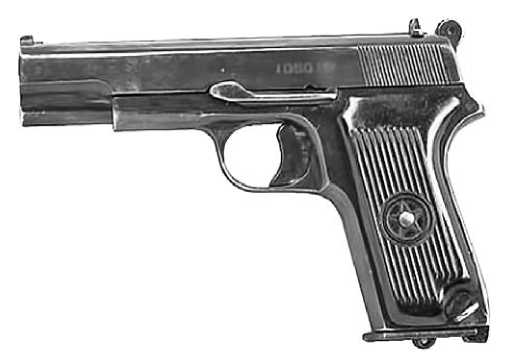 Северокорейский ТТ-33.