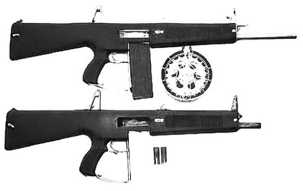Ружье Атчиссона AA-12.