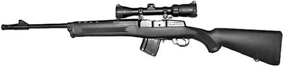 Ruger Mini Thirty — вариант Mini-14 под патрон 7,62x39 мм.