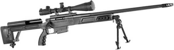 Стандартная винтовка RPA Rangemaster.