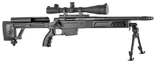 Винтовка RPA Rangemaster в варианте Standby.