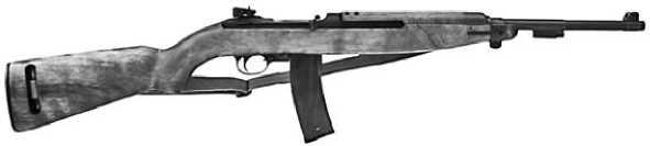 М2 Carbine — автоматическая версия М1 Carbine.