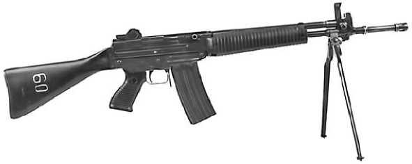 Штурмовая винтовка Beretta AR 70/223.