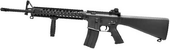 Штурмовая винтовка M16A4.