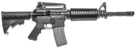 Штурмовой карабин М4А1.