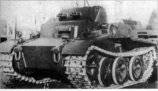 Танк поддержки пехоты Pz.Kpfw.I Ausf.F (VK 1801). Машина снята на заводском дворе. 1942 год.