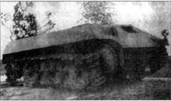 Экспериментальный транспортер боеприпасов VK 501, захваченный американскими войсками. 1944–1945 годы.