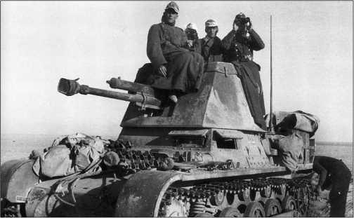 Самоходно-артиллерийские установки на базе Panzer I