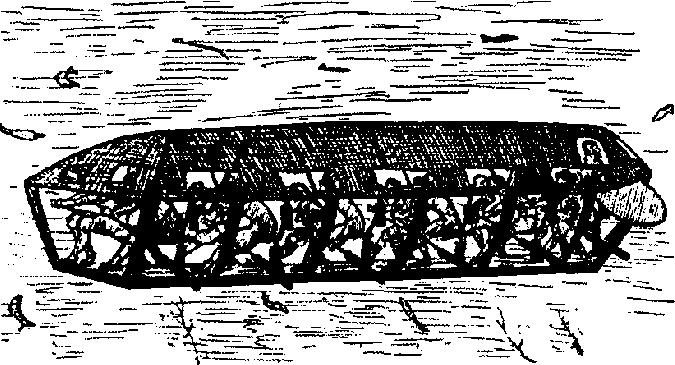 Глава 2. Подводная галера Ван Дреббеля