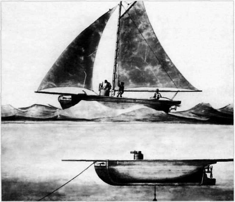 Проект «Nautilus-3» (1804г.)
