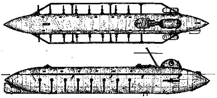 «Аллигатор» (1862г.)