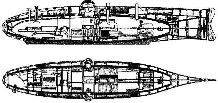«lctineo-2» Монтуриоля (1864г.)