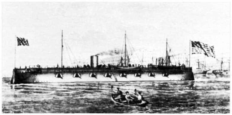 Давид, побеждающий Голиафа (1863г.)