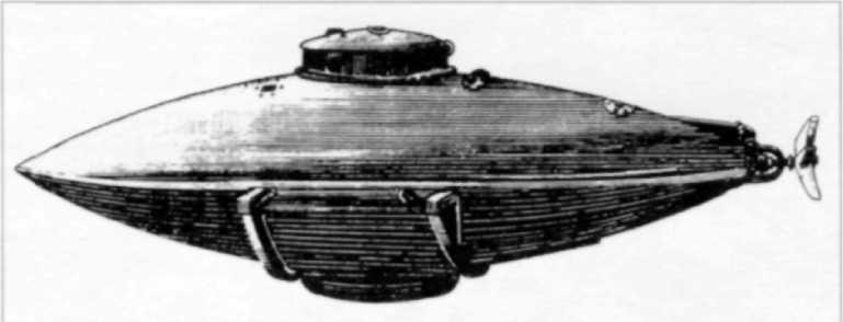 Подводные лодки Губэ (1885-89гг.)