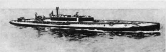 Субмарины типа «Sirene» (1901г.)