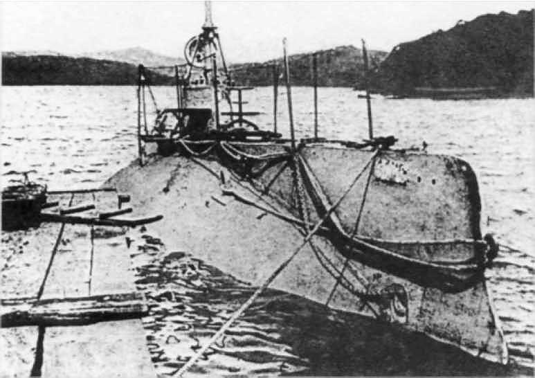 Подводные лодки Холланда (1878–1901гг.)