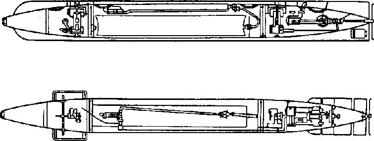 Пневматическая торпеда Александровского (1874г.)
