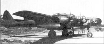 «Lady in the Dark» — P-61B из 548 NFS, аэродром Лe Шима, 1945г. На этой маши не была одержана последняя на P-61 победа во второй мировой войне.