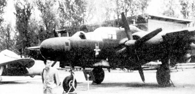Истребитель P-61B из коллекции музея ВВС КНР в Пекине, один из двух уцелевших P-61B. Есть данные, что китайцы не прочь продать раритет за смешную сумму в 2млн. долл. США.