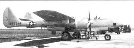 Первый прототип XP-61E был модернизирован в фоторазведывательный вариант XF- 15A в июне 1945г. Вместо пушек в носовом отсеке фюзеляжа устанавливлись аэрофотоаппараты, при этом конструкцию носовой части пришлось несколько изменить. Пер вый полет самолет XF-15А выполнил 3 июля 1945г.