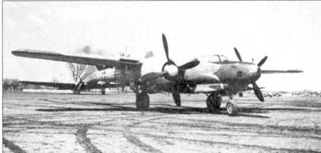 Девять самолетов F-15А были задействованы в исследовательской программе Тандерсторм. Они несли обозначения такие же как и принимавшие участие в этой программе самолеты P-61, только «Вдовы» были черными, а «Репортеры» имели цвет неокрашенного металла. В 1948 обо значение дальнего фоторазведчика изменилось с F-I5A па RF-61C.