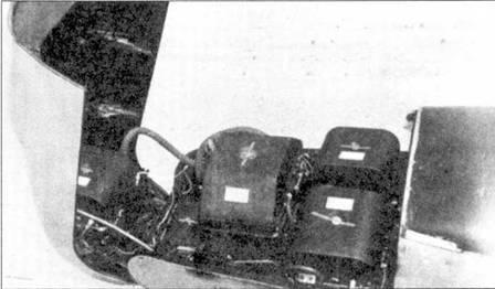Отсек фотооборудования самолета XF- 15A/F-15A, колпак отсека откидывался на петлях вперед. За разработку фотоаппаратуры отвечала фирма Хьюз Тул Компани.