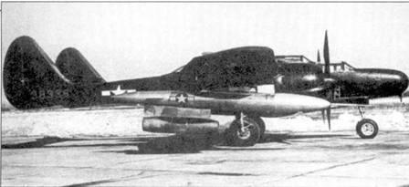 Техническое описание самолета Нортроп P-61